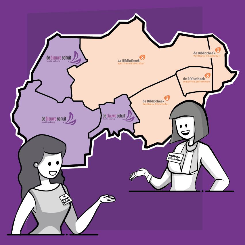 CmK 2 - Verdeling gemeenten