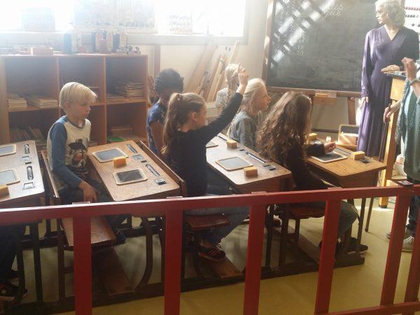 20e eeuw - schoolklasje